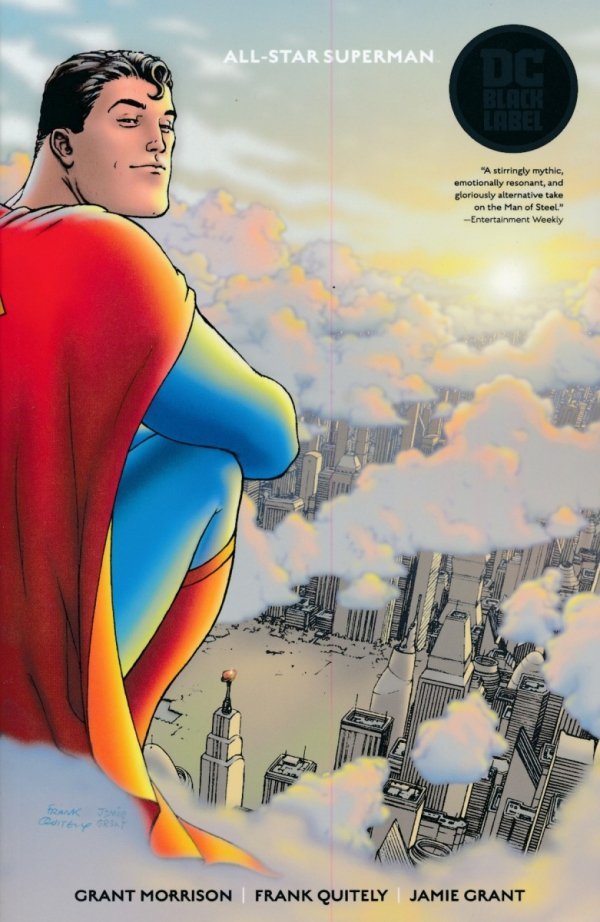ALL-STAR SUPERMAN SC (NEW EDITION)