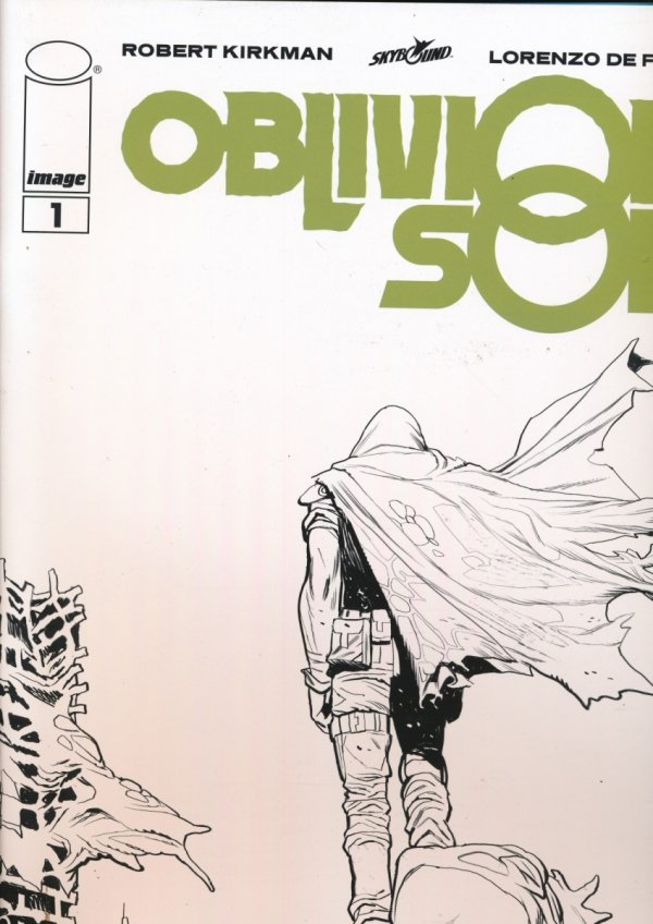 IMAGE GIANT-SIZED ARTIST PROOF OBLIVION SONG #1