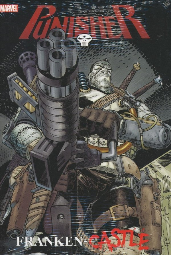 PUNISHER FRANKEN-CASTLE HC