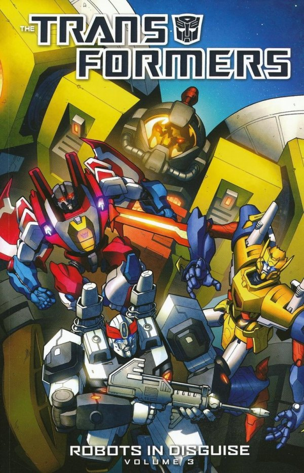 TRANSFORMERS ROBOTS IN DISGUISE TP VOL 03
