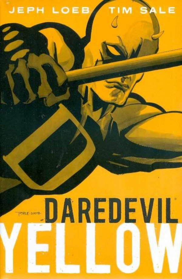 DAREDEVIL YELLOW HC *