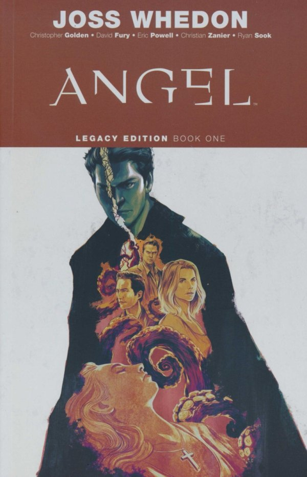 ANGEL LEGACY ED GN VOL 01 *
