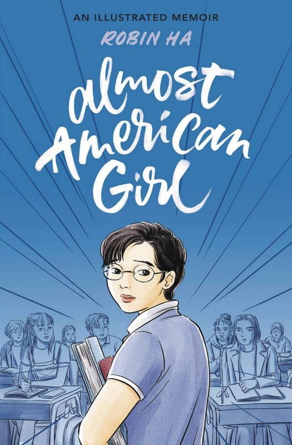 ALMOST AMERICAN GIRL HC GN *