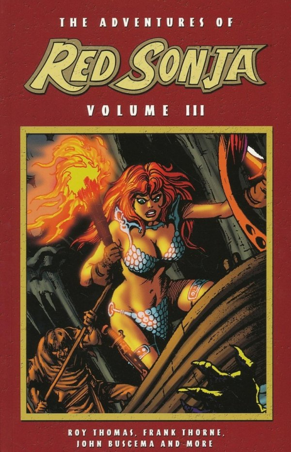 ADVENTURES OF RED SONJA VOL 03 SC *