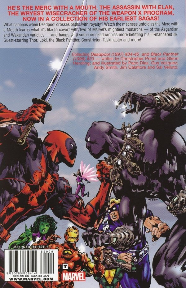 DEADPOOL CLASSIC VOL 06 SC **