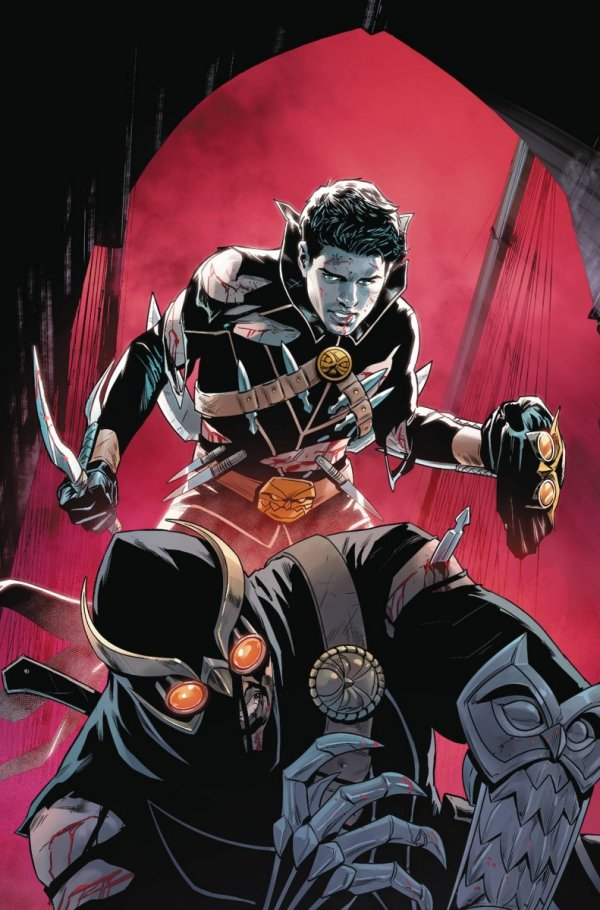 NIGHTWING VOL 01 THE GRAY SON LEGACY SC *