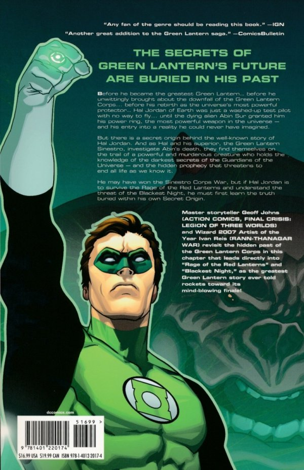 GREEN LANTERN SECRET ORIGIN SC (NEW EDITION)