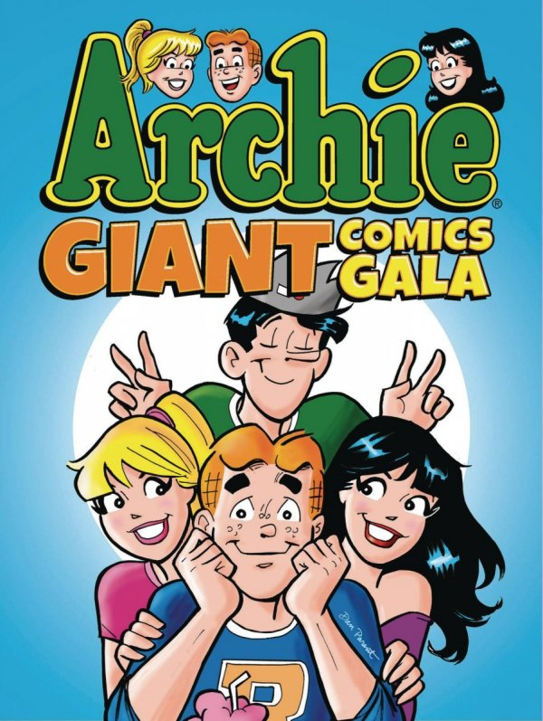 ARCHIE GIANT COMICS GALA GN *