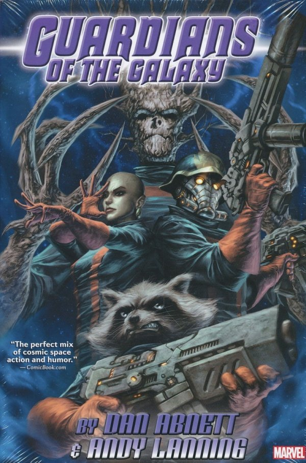 GUARDIANS OF THE GALAXY OMNIBUS HC