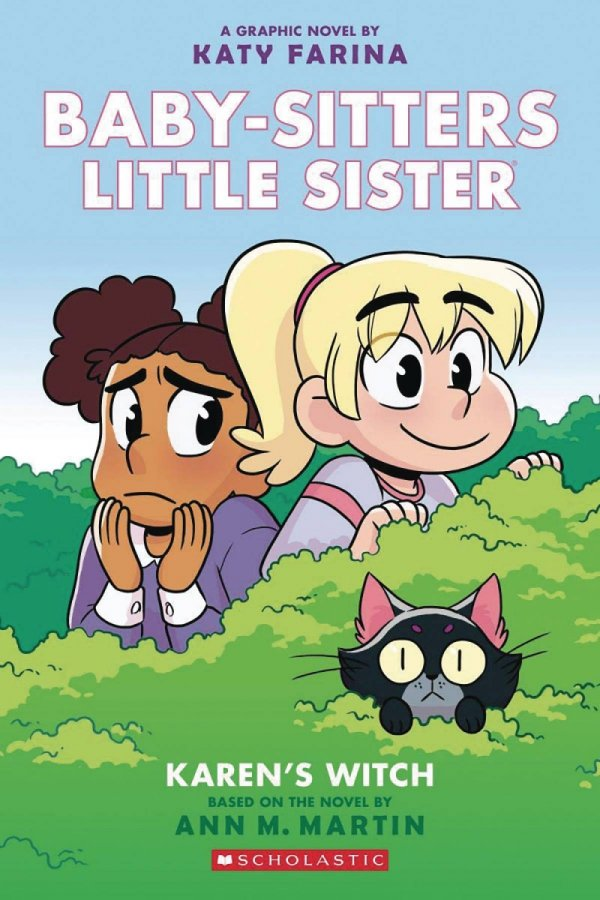 BABY SITTERS LITTLE SISTER VOL 01 KARENS WITCH SC *