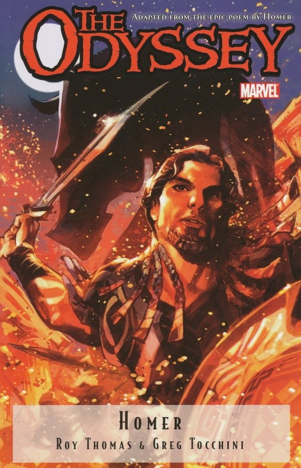MARVEL ILLUSTRATED THE ODYSSEY SC *
