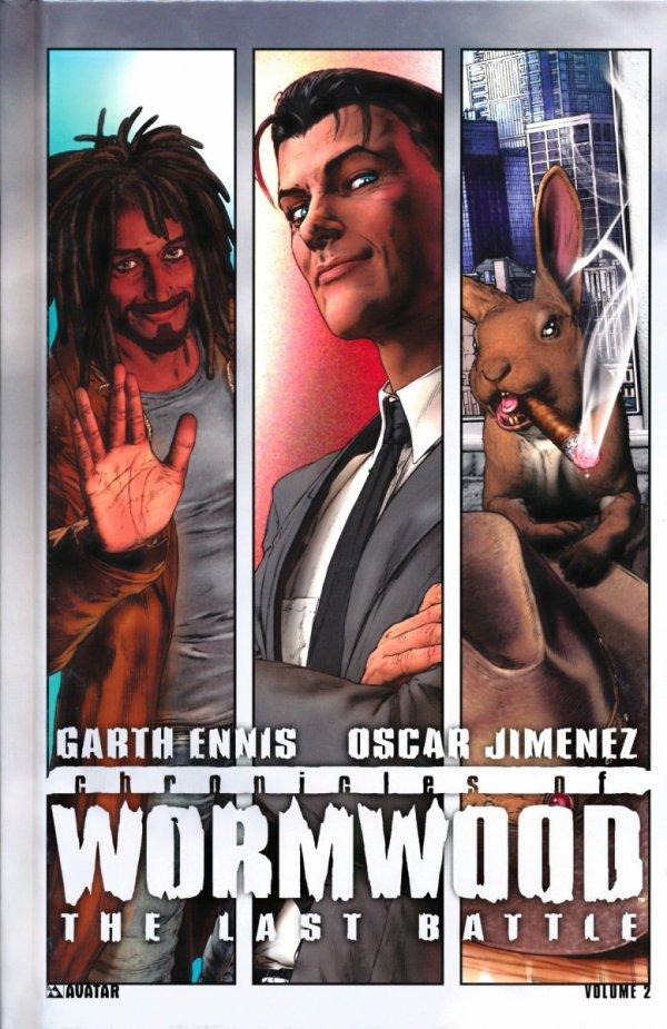 CHRONICLES OF WORMWOOD VOL 02 THE LAST BATTLE HC