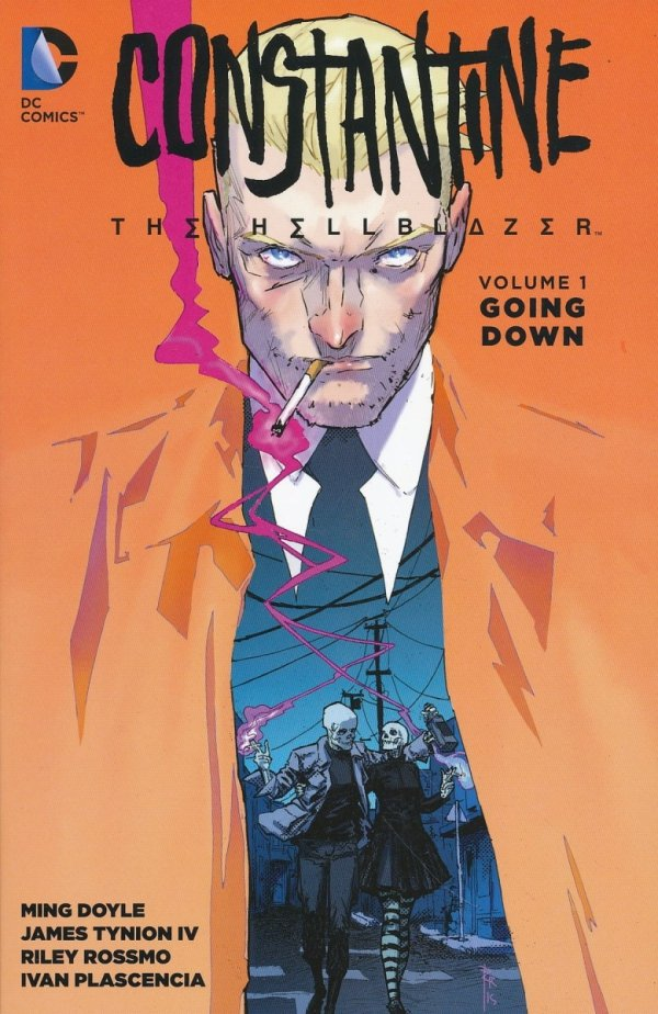CONSTANTINE THE HELLBLAZER VOL 01 GOING DOWN SC