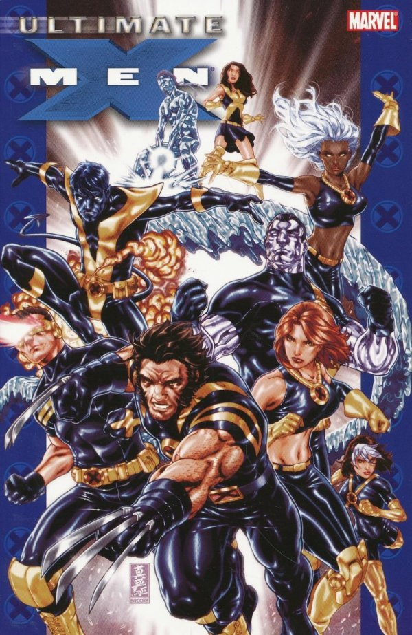 ULTIMATE X-MEN ULTIMATE COLLECTION VOL 04 SC