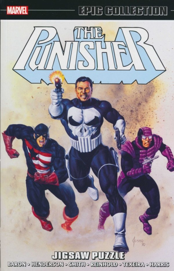PUNISHER EPIC COLLECTION JIGSAW PUZZLE SC