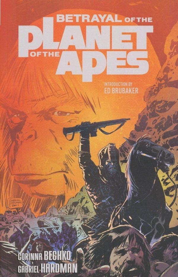 BETRAYAL OF THE PLANET OF THE APES SC (SALEństwo)