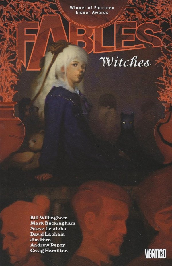 FABLES VOL 14 WITCHES SC