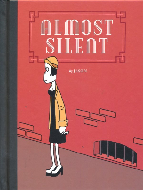 ALMOST SILENT HC