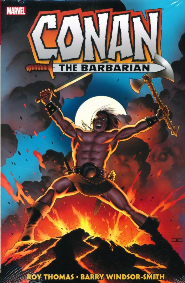 CONAN THE BARBARIAN THE ORIGINAL MARVEL YEARS OMNIBUS VOL 01 HC (STANDARD COVER)