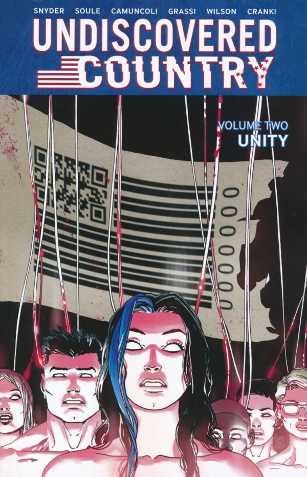 UNDISCOVERED COUNTRY TP VOL 02
