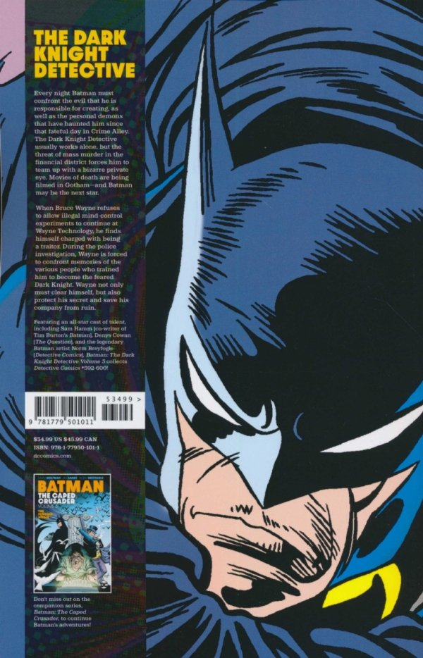 BATMAN THE DARK KNIGHT DETECTIVE VOL 03 SC