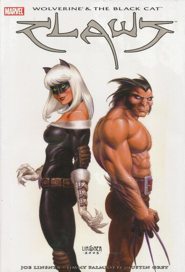 WOLVERINE AND THE BLACK CAT CLAWS HC