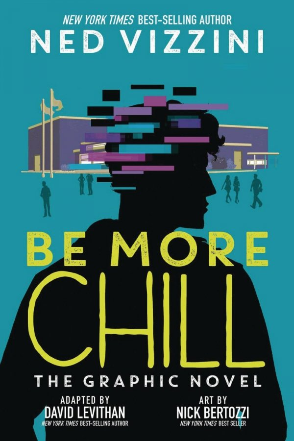 BE MORE CHILL HC GN *