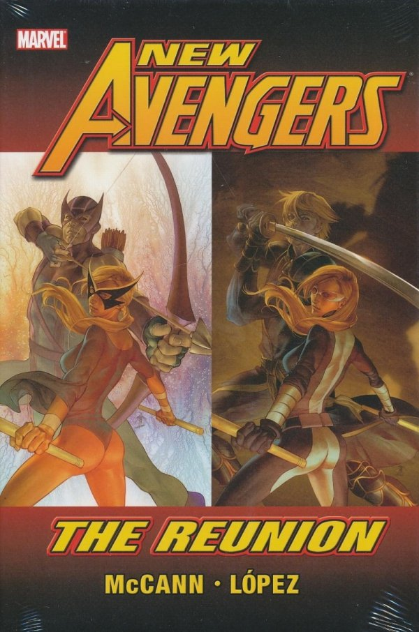 NEW AVENGERS THE REUNION HC