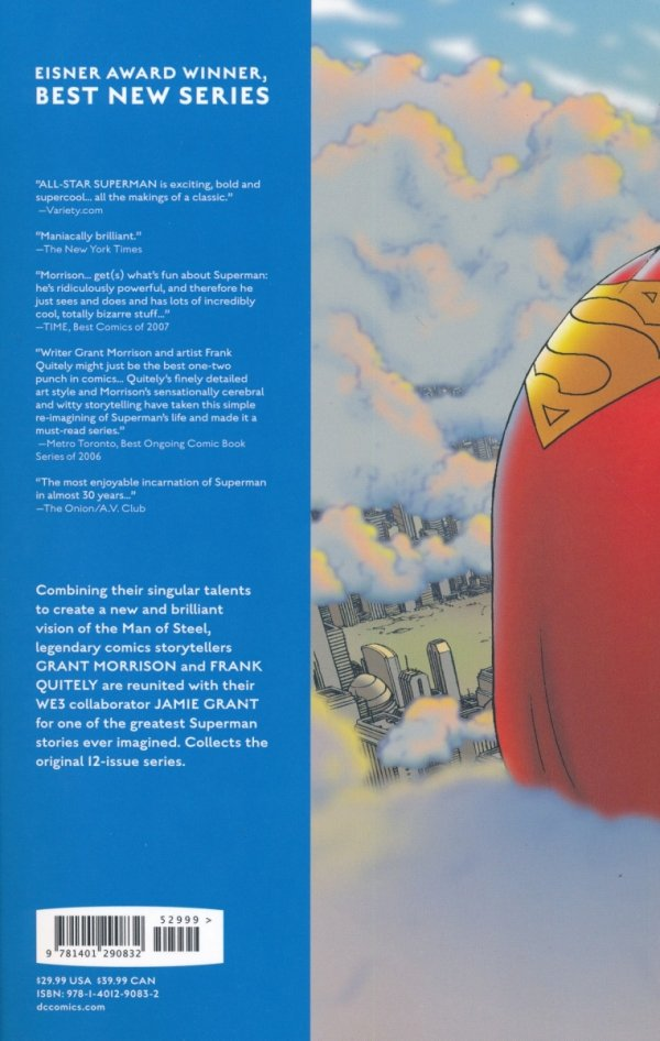 ALL-STAR SUPERMAN SC (NEW EDITION)
