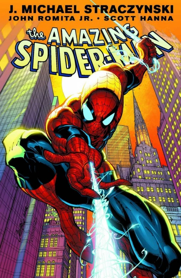AMAZING SPIDER-MAN VOL 04 LIFE AND DEATH OF SPIDERS SC *