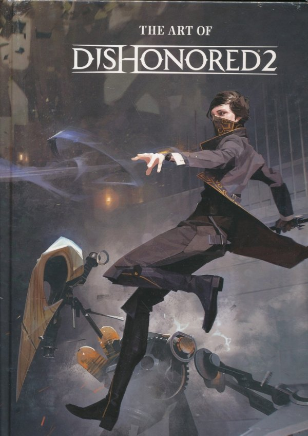 ART OF DISHONORED 2 HC **