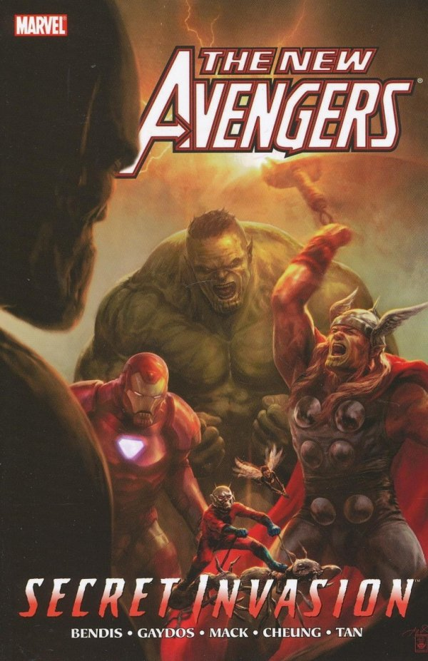 NEW AVENGERS VOL 08 SECRET INVASION PART 1 SC (STANDARD COVER) **