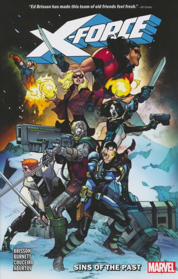 X-FORCE VOL 01 SINS OF THE PAST SC **