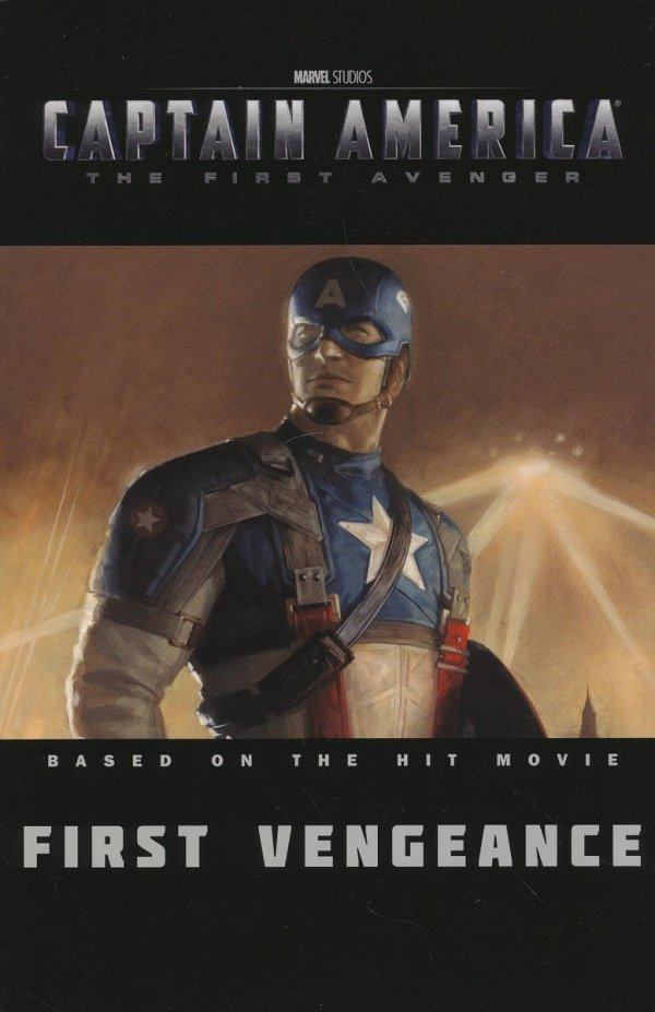 CAPTAIN AMERICA FIRST VENGEANCE SC