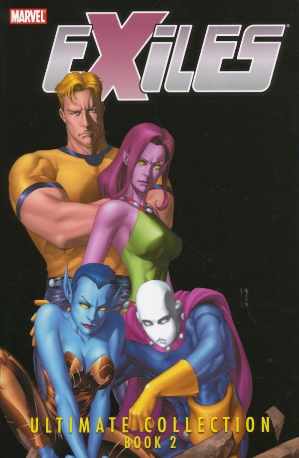 EXILES ULTIMATE COLLECTION VOL 02 SC *