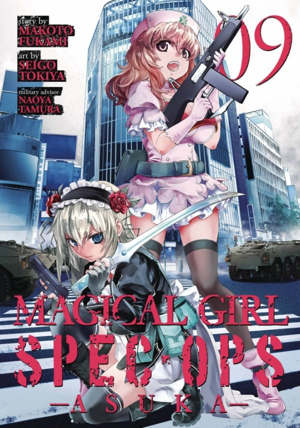 MAGICAL GIRL SPECIAL OPS ASUKA GN VOL 09 *