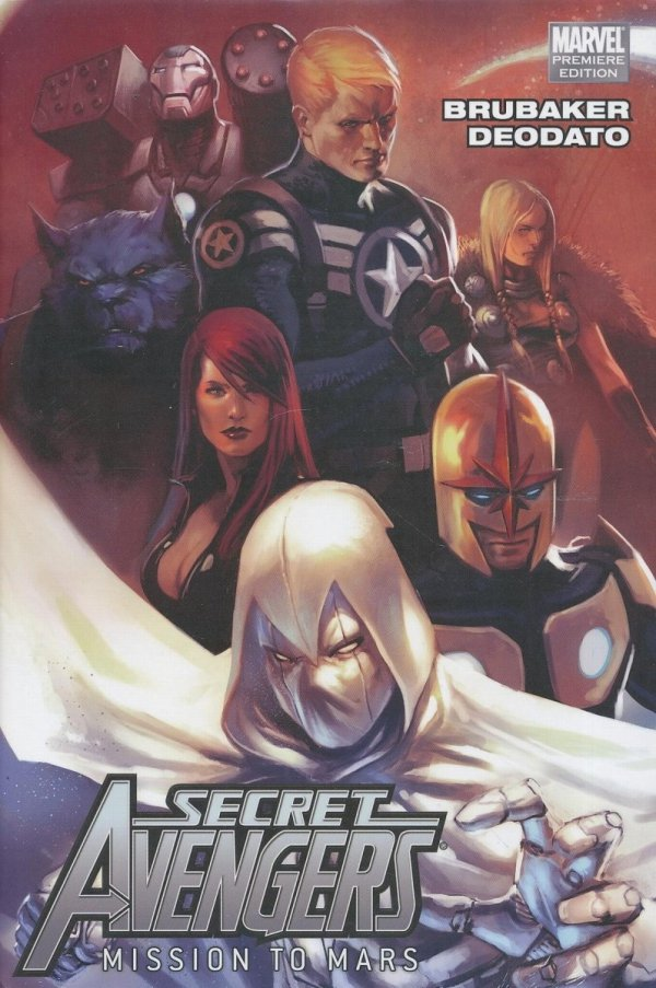 SECRET AVENGERS VOL 01 MISSION TO MARS HC