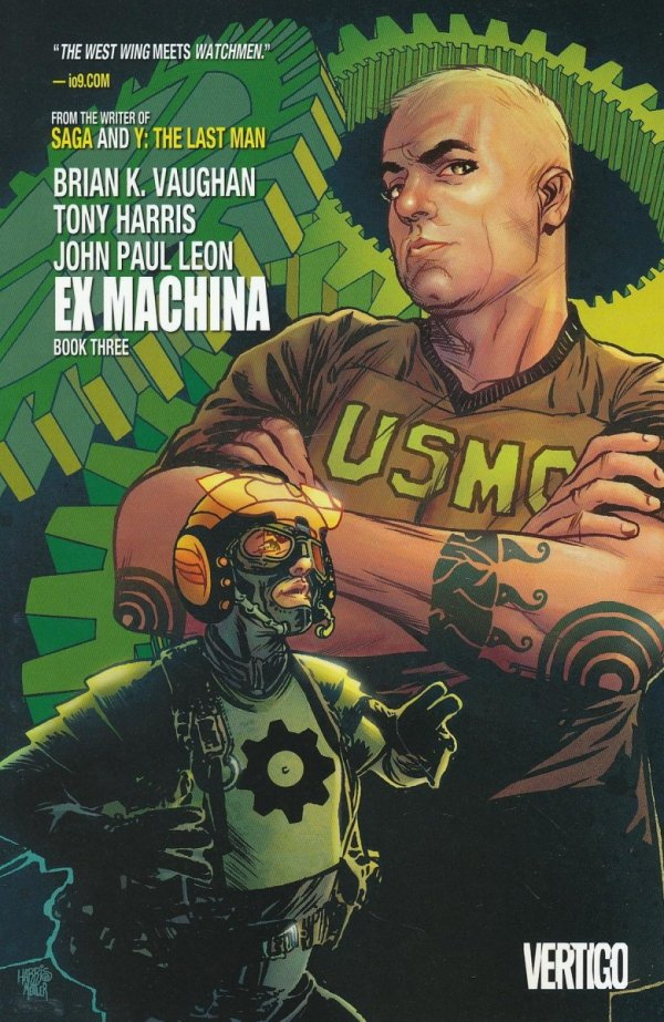 EX MACHINA VOL 03 SC