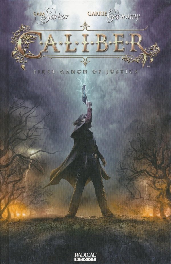 CALIBER FIRST CANON OF JUSTICE HC