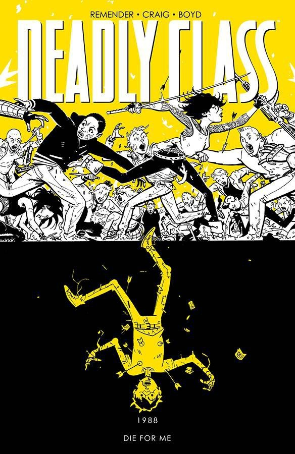 DEADLY CLASS VOL 04 SC (NEW EDITION)