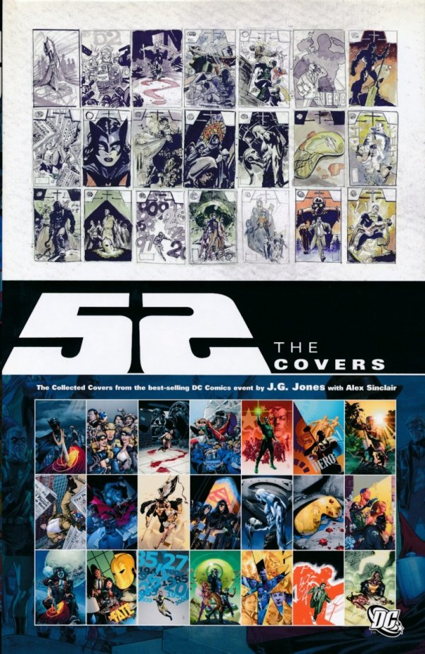 52 THE COVERS HC