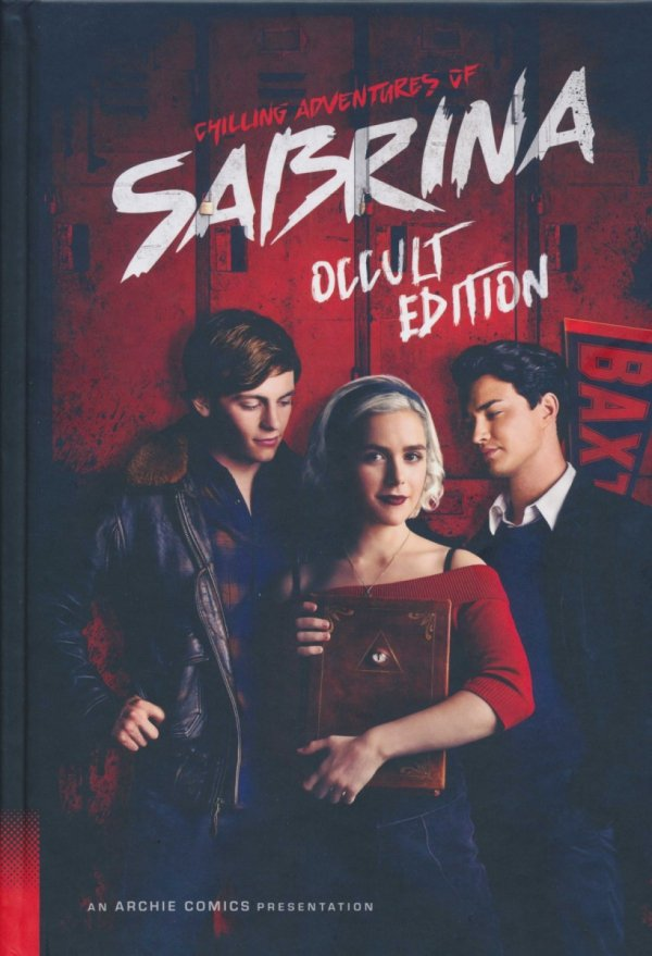 CHILLING ADVENTURES OF SABRINA OCCULT EDITION HC