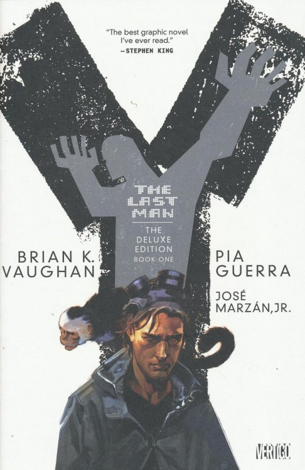 Y THE LAST MAN VOL 01 HC