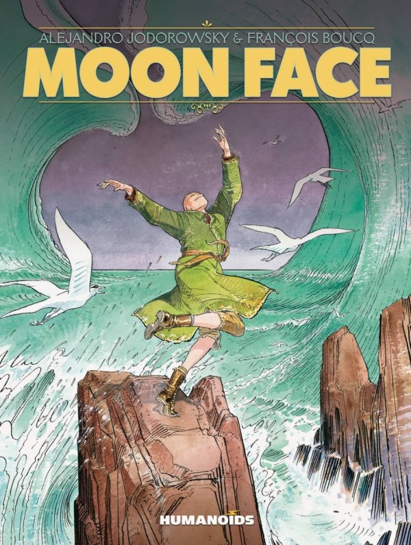 MOON FACE SC (NEW EDITION) **