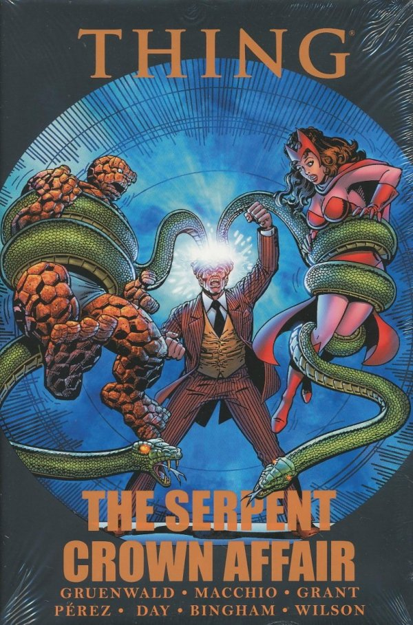 THING SERPENT CROWN AFFAIR PREM HC