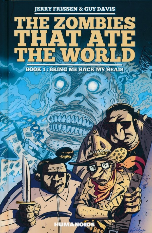 ZOMBIES THAT ATE THE WORLD VOL 01 HC