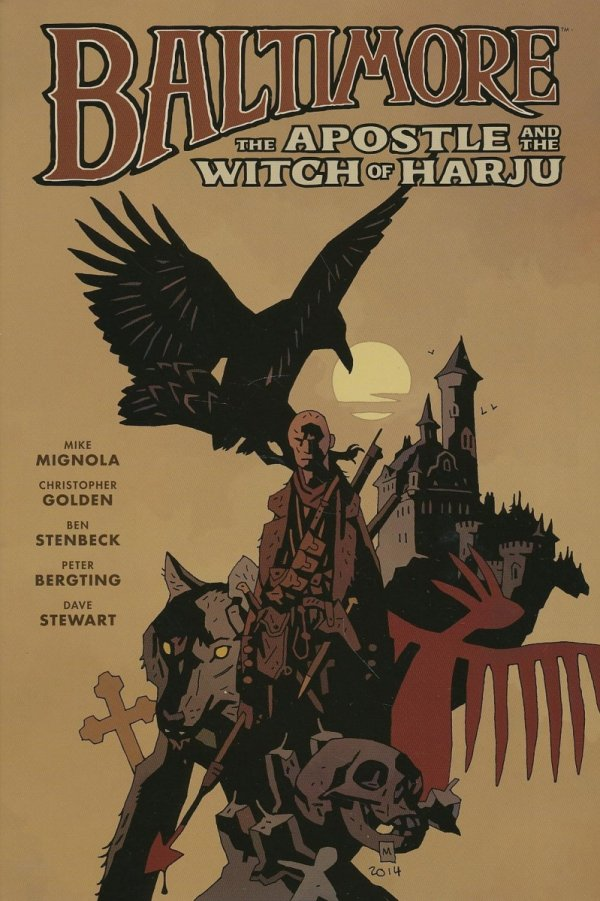 BALTIMORE VOL 05 THE APOSTLE AND THE WITCH OF HARJU HC