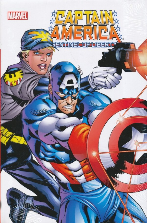 CAPTAIN AMERICA SENTINEL OF LIBERTY HC