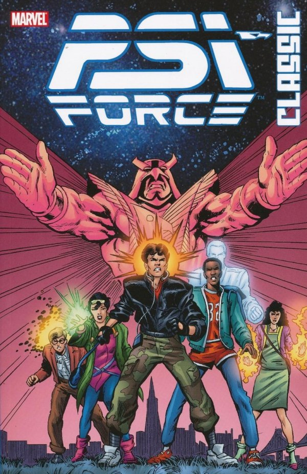 PSI-FORCE CLASSIC VOL 01 SC