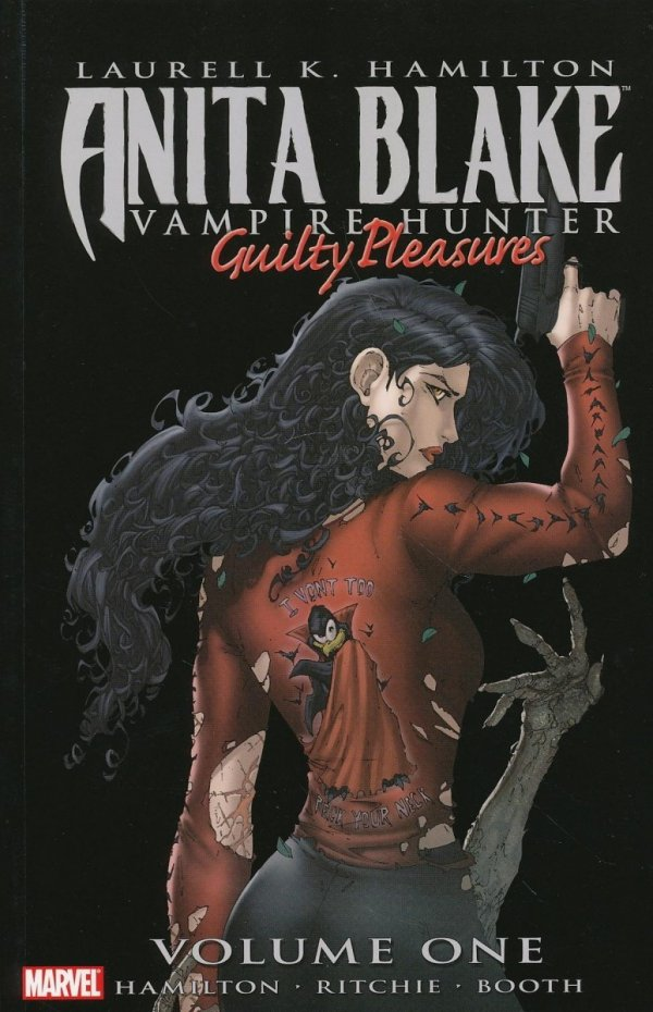 LAURELL K HAMILTONS ANITA BLAKE VAMPIRE HUNTER GUILTY PLEASURES VOL 01 SC